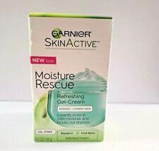 Garnier SkinActive Moisture Rescue Face Moisturizer Normal/Combo  1.7 oz.NIB