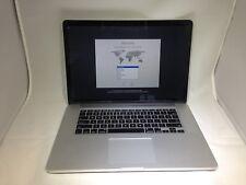 MacBook Pro Retina 15 Late 2013 ME294LL/A 2.3GHz i7 16GB 512GB Fair READ