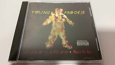 YOUNG PRODEJE - Diablo Flame-On : Movie On Wax  (SOUTH CENTRAL CARTEL)