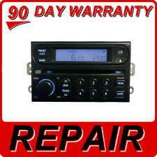 REPAIR YOUR Nissan XTERRA FRONTIER TITAN Radio CD Disc Player 02 04 05 06 07 08