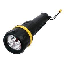 HQ torche L-60 3 LED Lampe de poche caoutchouté / lumière / lampe