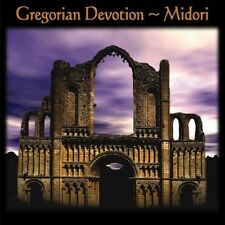 GREGORIAN DEVOTION - MIDORI - NEW AGE CD