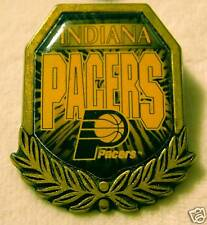 Vintage Indiana Pacers NBA Basketball pinback by Wincraft indianapolis lapel pin