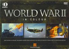 World War II in colour (6 DVD)
