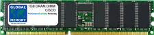 1GB DRAM DIMM CISCO 7200 SERIES ROUTERS NPE-G2 ( MEM-NPE-G2-1GB , MEM-7201-1GB )