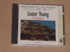 LESTER YONG -The President (Vol. 3)- CD