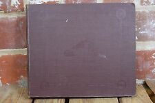 RCA Victor Album Book Filled with 14 Vinyls Records Clooney Page & More