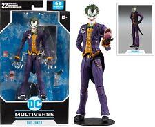 "Dc Multiverse The Joker Arkham Asylum 7"" Action Figure - McFarlane - In Stock!"