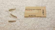 Qty(3) Ungar Pricess 7812 Hot-Vac Desoldering Tips NOS