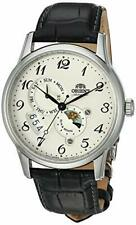 Orient Mens Sun and Moon Version 4 Automatic Stainless Steel Watch RA-AK0003S10A
