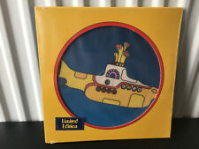 7 Picture Vinyl Single The Beatles Yellow submarine