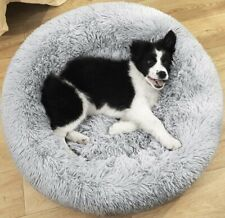 New listing Loves Cabin Super Soft Dog Bed for small dogs or Cats Slip Resistance Bottom