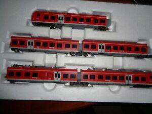 "Piko HO: Elektrotriebzug ET 440, ""DB"", Wechselstrom !, neuwertig, OVP, Bastler"