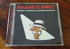 Rockabye Baby! Lullaby renditions of Michael Jackson (CD9696)