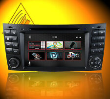 Dynavin N7 MBE Multimedia Navigation N7 für Mercedes E-Klasse W211, CLS W219