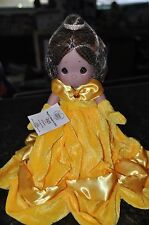 D23 2017 PRECIOUS MOMENTS BEAUTY AND BEAST DOLL SET SIGNED BY LINDA RICK LE