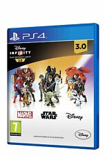 Disney Infinity 3.0 Play Without Limits (Game Only) PS4 Playstation 4 NEW SEALED