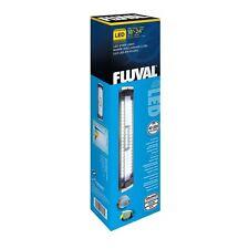 """Fluval Ultra Bright LED Light Strip 18"""" Aquarium Fixture Extandable 18-24 Inch"""