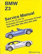 1996-2002 BMW Z3 Roadster Service Repair Service Workshop Shop Manual BZ02