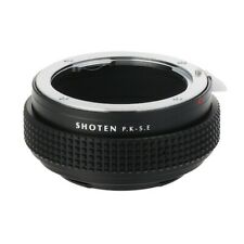 Shoten PK-SE Mount Adapter For Pentax K Lens to Sony And Body Japan Tracking