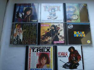 T.REX CD zum Aussuchen! SLADE GLAM-ROCK  SWEET GARY GLITTER SUZI QUATRO Sammlung