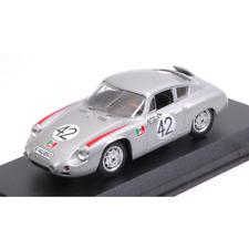 PORSCHE ABARTH N.42 TARGA FLORIO 1962 1:43 Best Model Auto Competizione