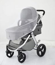 Universal Mosquito fly insect sun dust protect cover net mesh Pram Stroller F22