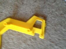 Mousetrap Game, Yellow Base Piece. Genuine MB/Hasbro Games Part.
