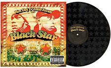 Mos Def & Talib Kweli Are Black Star - Black (2014, Vinyl NEUF) Explicit Version