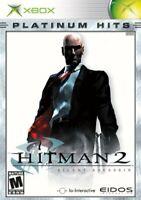 Hitman 2 Silent Assassin - Microsoft Xbox