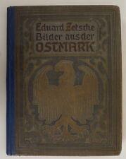Zetsche, Eduard. Bilder aus der Ostmark. Ein Wiener Wanderbuch 1902