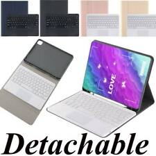 Bluetooth Keyboard Leather Case For iPad 9.7 10.2 10.5 5th 6th 7th Gen Air Pro