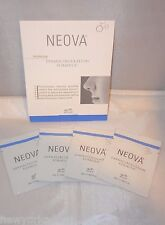 NEOVA - DERMACIRCULATION FORMULA - LOT OF 4 FOIL PACKETS