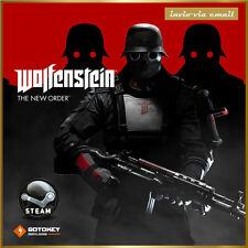 [Versione Digitale Steam] PC Wolfenstein: The New Order - Invio Key via email