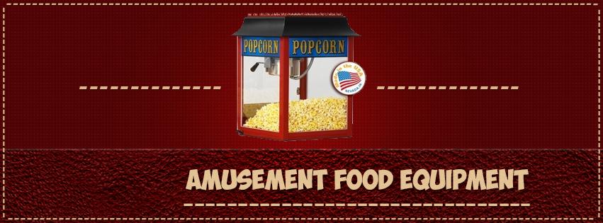 Amusement Food Equipment & Bluey's