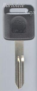 Transponder Key Blank Fits Infiniti FX35 G35 M45 Q45 FX45 Q45 QX56 and More