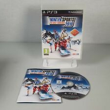 Winter Sports 2010 Playstation ps3 Sports Video Game Anleitung PAL