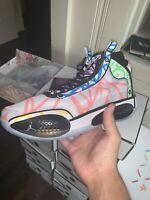 "Air Jordan XXXIV 34 Zion Williamson PE Sizes 4-7Y (GS) ""Noah"" Coloring Book"