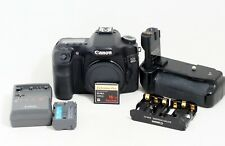 Canon EOS 40D 10.1MP Digital SLR Camera Body ONLY 18K SHUTTER COUNT
