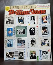 Behind The Scenes Rolling Stone Magazine double Issue #828/829 Dec 16-23 1999