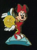 Summer of Champions Minnie Mouse LE Disney Pin 62308
