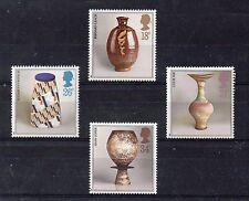 Gran Bretaña Artesania Ceramica serie del año 1987 (CQ-515)
