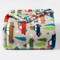 """New The Big One Super Soft Oversized 5ftx6ft (60""""x72"""") Plush Throw"""