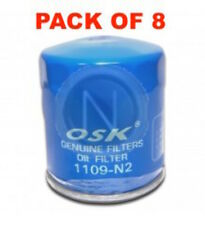 OSAKA OIL FILTER OZ543 INTERCHANGEABLE WITH RYCO Z543 (BOX OF 8)