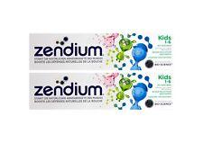 2x Zendium Kids Zahnpasta 75ml Schützt,stärkt Milchzähne, mit Enzymen Zahncreme