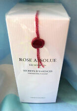 Rose Absolue Yves Rocher Eau de Parfum 50ml Secrets D´ Essences neu OVP Box new