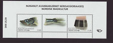 Greenland 2016 MNH - Nordic food culture - NORDIC - Joint Issues - m/sheet