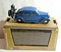 BRUMM 1:43 SCALE 1939-44 LANCIA APRILIA BERLINA 47HP GASOGENO BLUE - R60 - BOXED