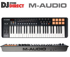 M-Audio Oxygen 49 Mk4 USB MIDI 49 Key Keyboard Pad Controller + FREE Software