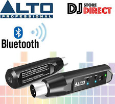 ALTO BLUETOOTH TOTAL - XLR Bluetooth Receiver Connecter Adapter DJ *FREE P&P*
